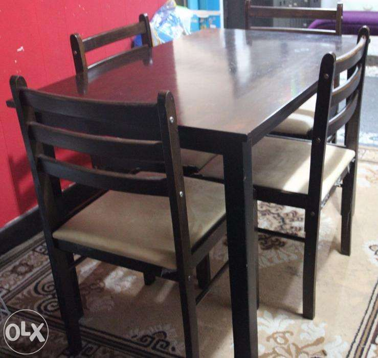 Dining Table For 4 Used Sale Philippines
