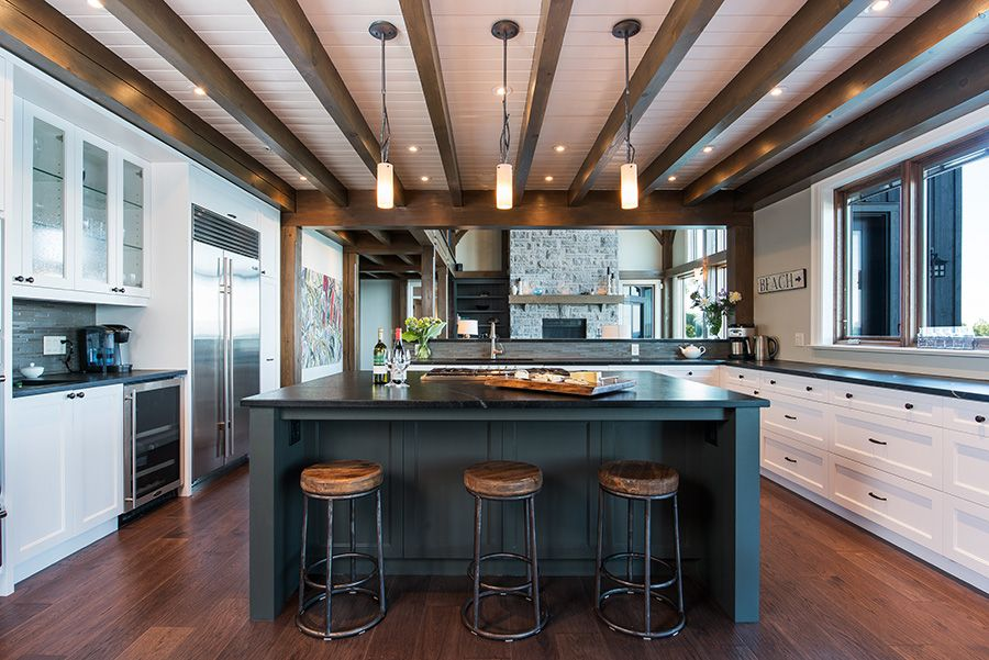 Interior Design Gallery #gbenterprize #timber #kitchen #livingroom Gorgeous Timber Kitchen Designs Decorating Inspiration