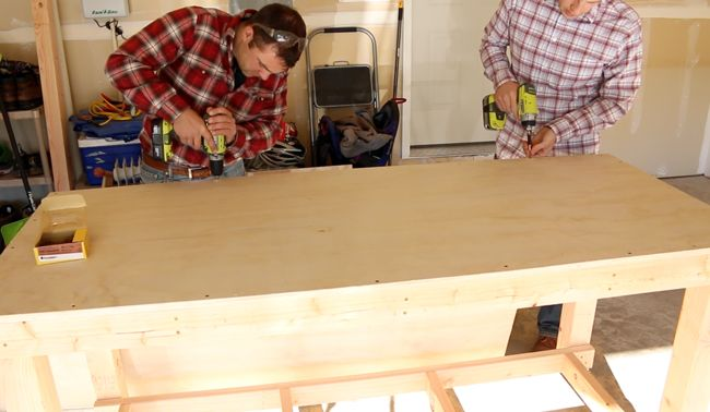 Diy Simple Workbench Projects To Try Woodworking Tools