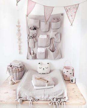 Inspiración Instagram: Acogedora Habitación Para Bebé Con Elementos ...