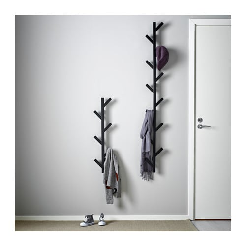 Ikea Wieszak Na Drzwi Na Kurtki Ubrania Tjusig Ikea Coat Hanger Ikea Hangers Diy Clothes Rack