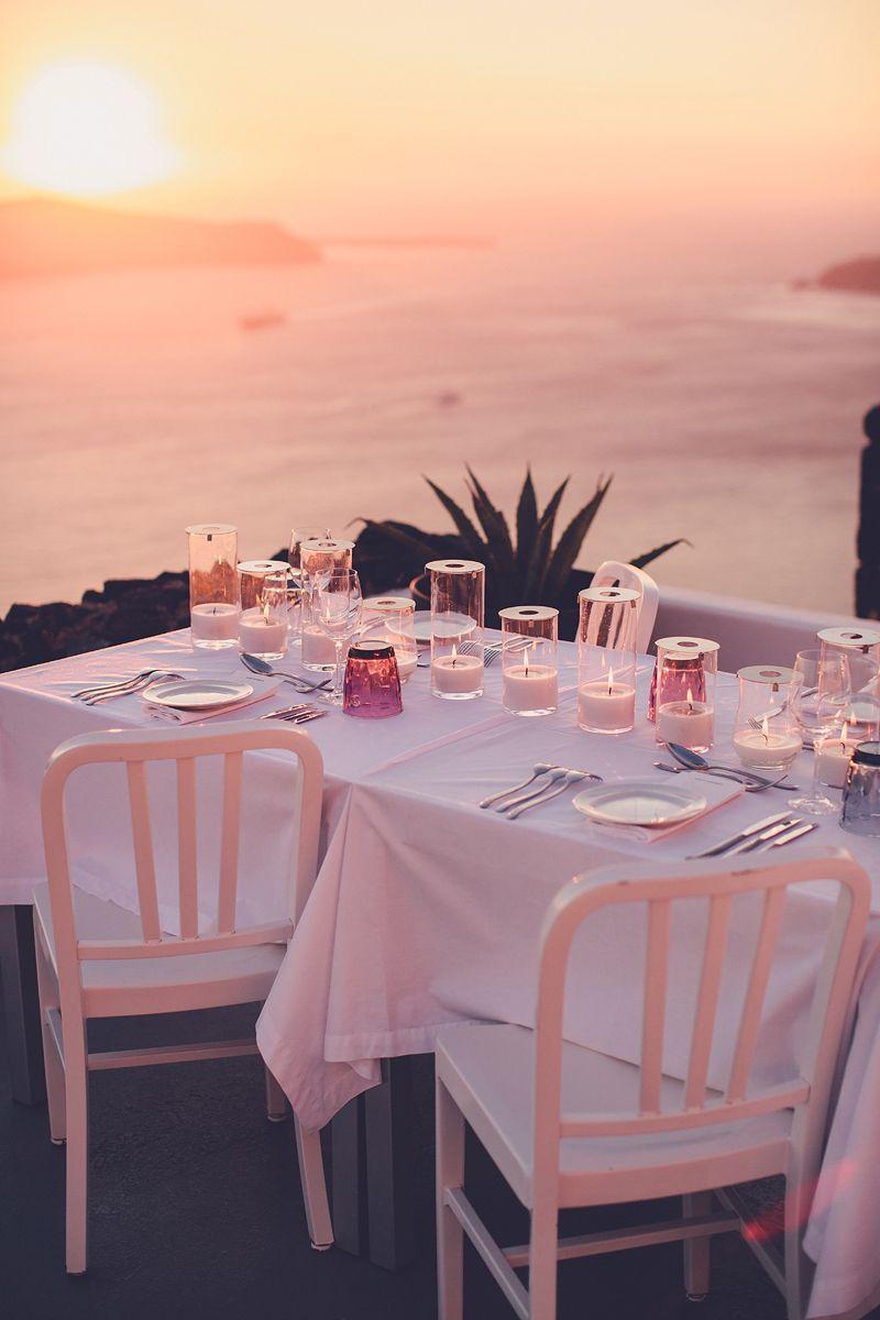 Grace Hotel Santorini Wedding