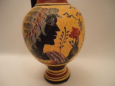 Greek Goddess Of Love Aphrodite God Adonis Ancient Greek Pottery