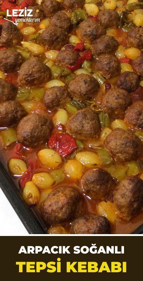 Photo of Arpacık Soğanlı Tepsi Kebabı – Leziz Yemeklerim