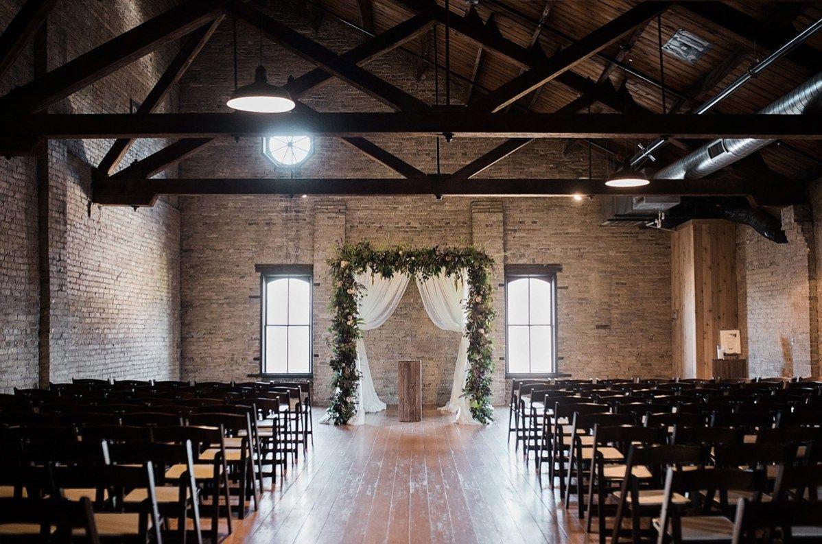 The Lagaret Madison Wi Wedding Venue Industrial Warehouse