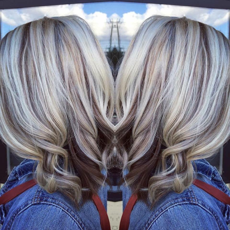Chocolate Blonde in 2019 | Fall blonde hair, Chocolate ...
