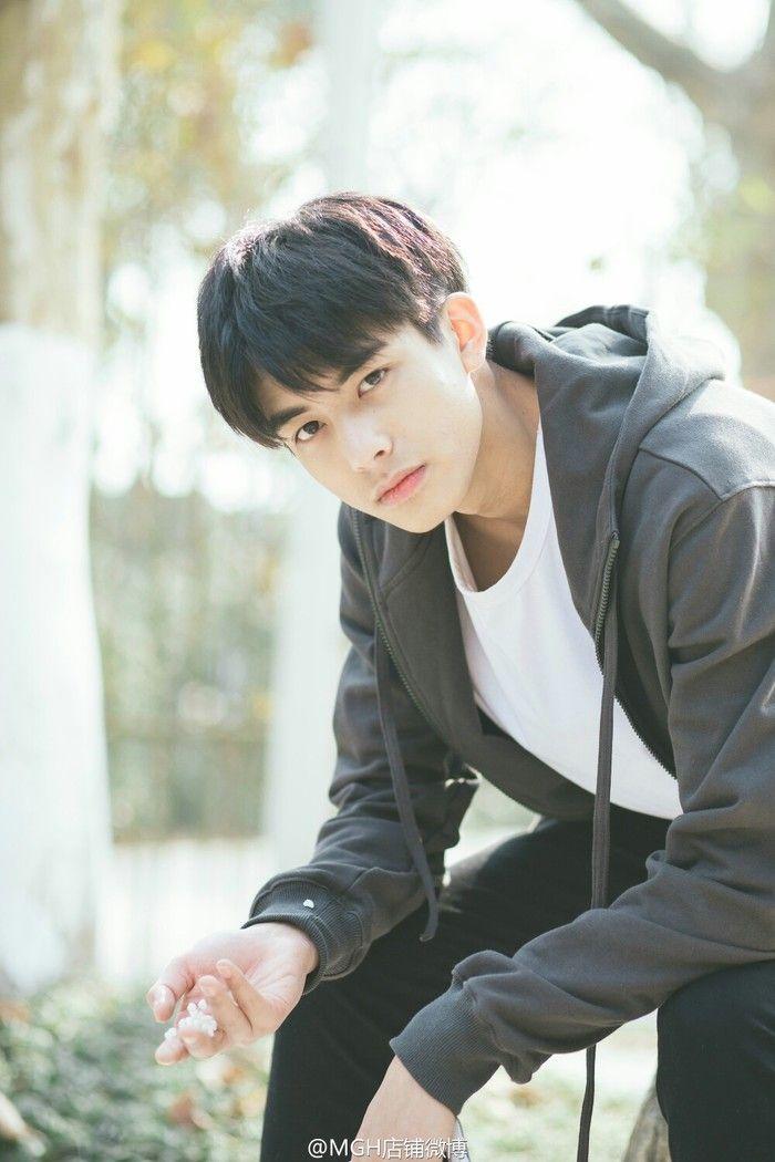 Song Wei Long Song Wei Long Asian Men Hairstyle Boy