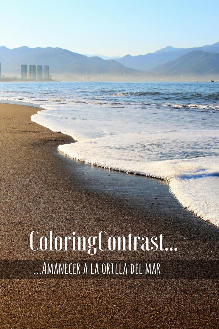Vacaciones en la playa. Puerto Vallarta México