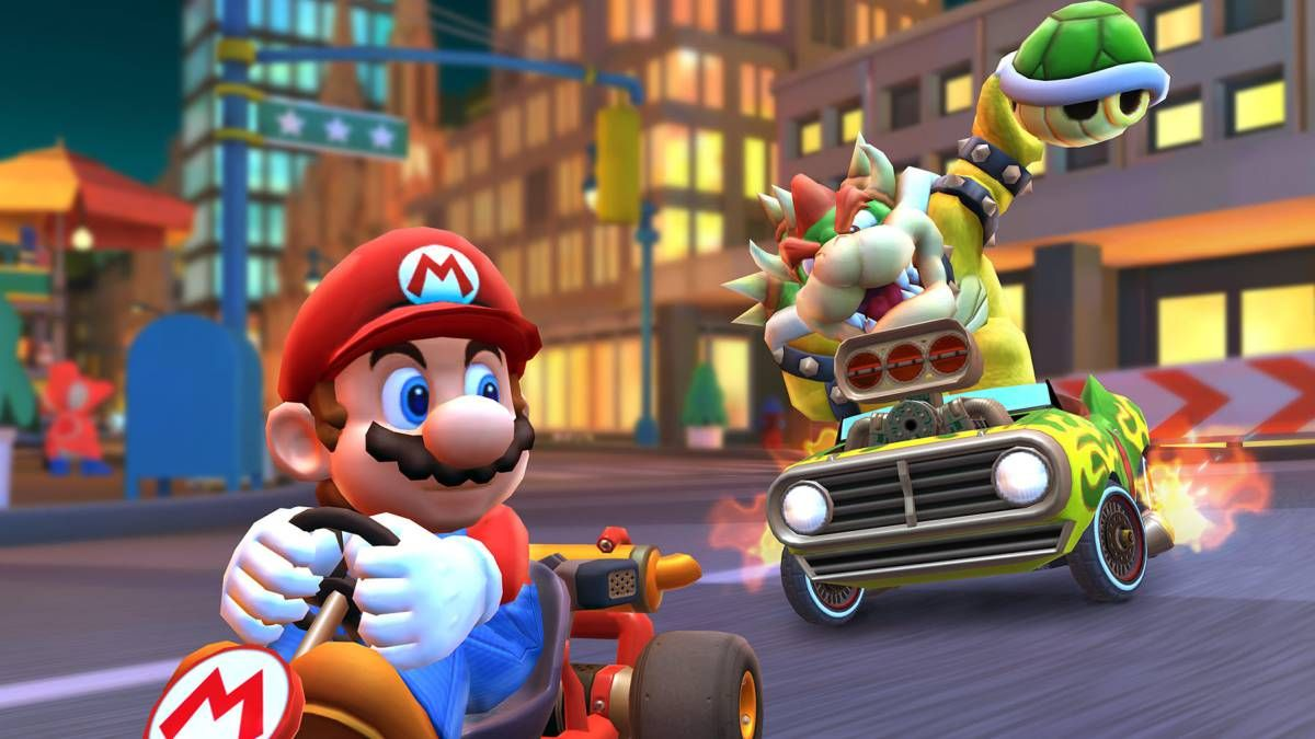 Mario Kart Tour How To Use Point Boost Tickets Mario Kart Mario Mario Kart Games