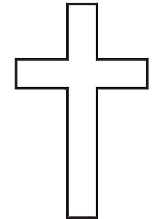 Dibujo De Cruz Catolica Buscar Con Google Cruz De Dios Paginas Para Colorear Dibujos De Jesus