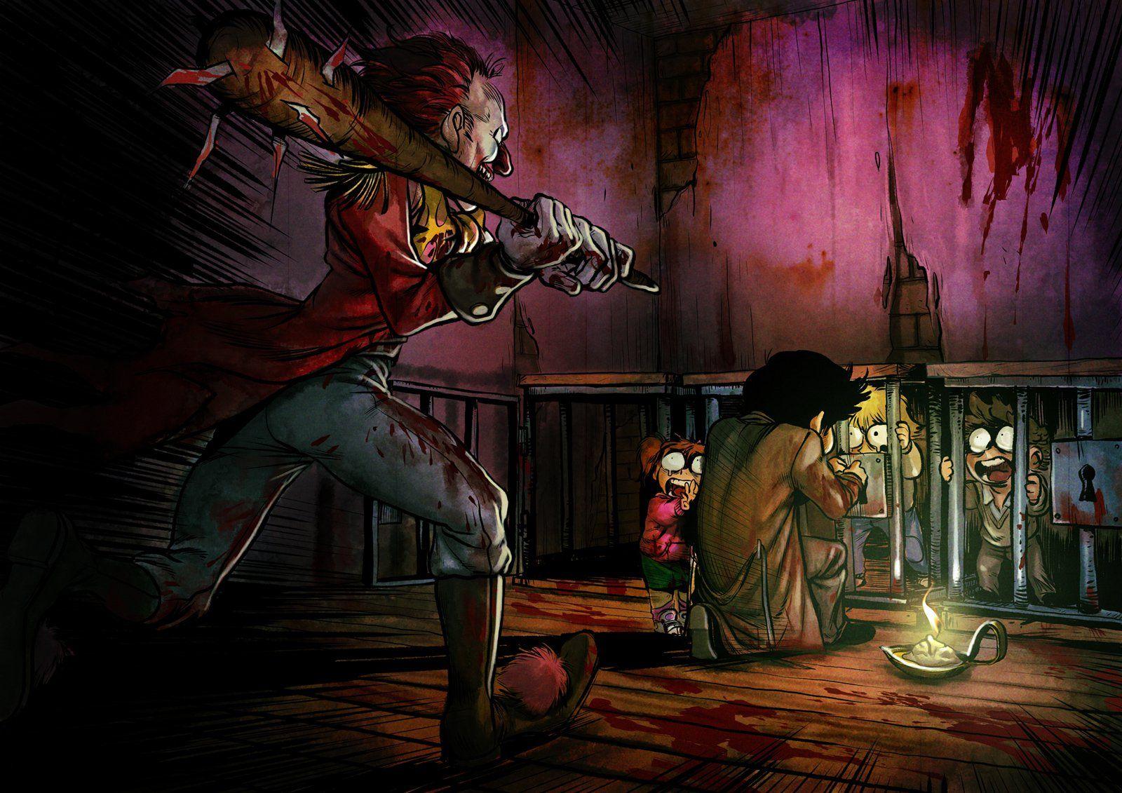 Alone in the Dark creator's new horror title 2Dark is