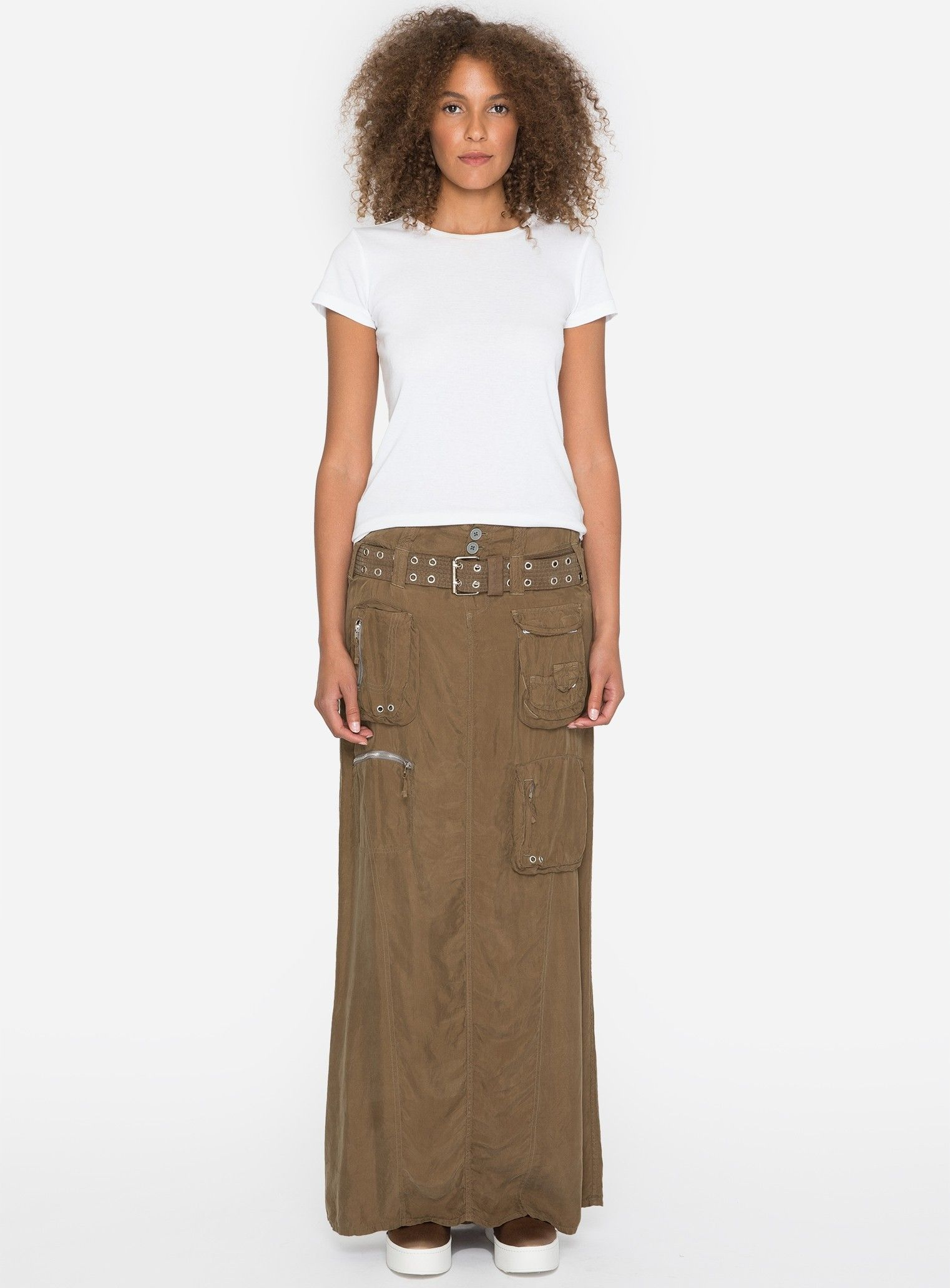 45b256bf6e Johnny Was Maxi Cargo Skirt #longskirt | Latest and Greatest in 2019 ...