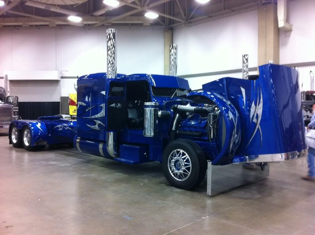 Texas Chrome Shop Mafia Dallas, TX Truck Show