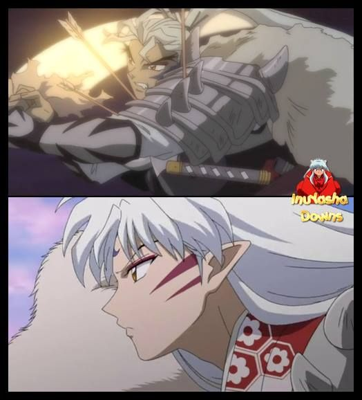 Inu no Taisho and Lord Sesshomaru, dog-demon father and son ...