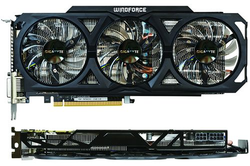 Gigabyte Geforce Gtx 760 Windforce 3x Oc 2gb Gddr5 Introducing The Nvidia Geforce Gtx 760 A Powerful Graphics C Graphic Card Innovation Technology Quiet Games