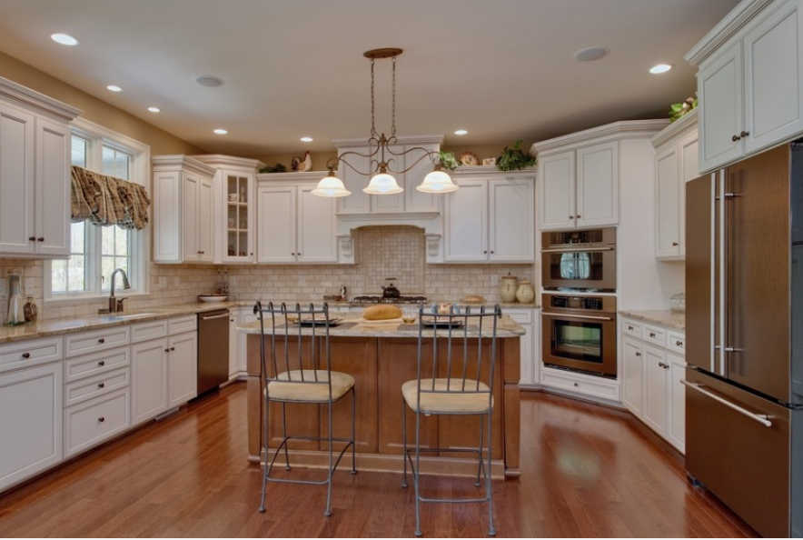 some ultra practical u shaped kitchen designs are needed when you decide to create a kitchen on kitchen ideas u shaped id=24199