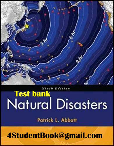 Natural disasters abbott 10th edition pdf