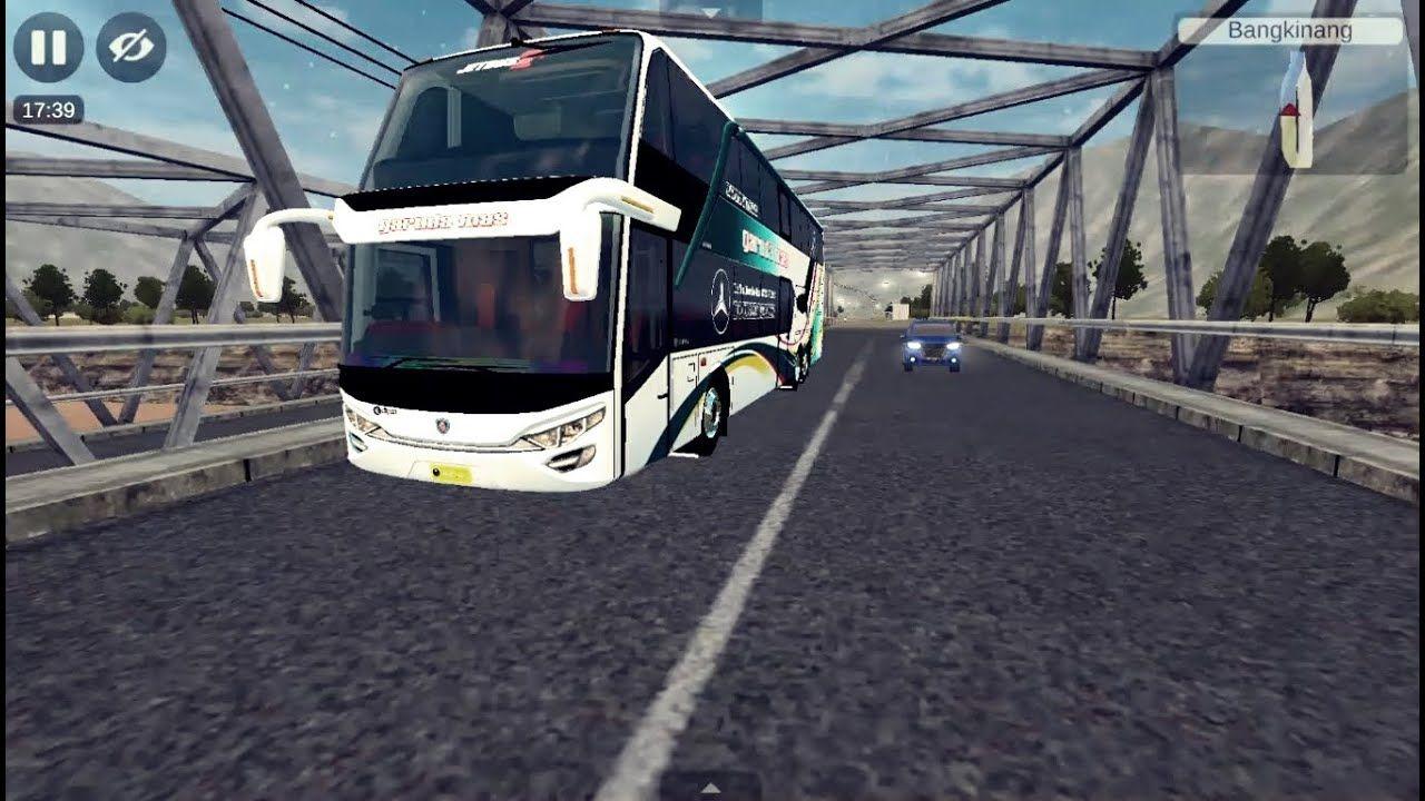 Main Mobil Mobilan Bus Simulator Mainan Anak Laki Laki Permainan Mobil Bus Garuda Mas Kendaraan Mobil Mainan Anak