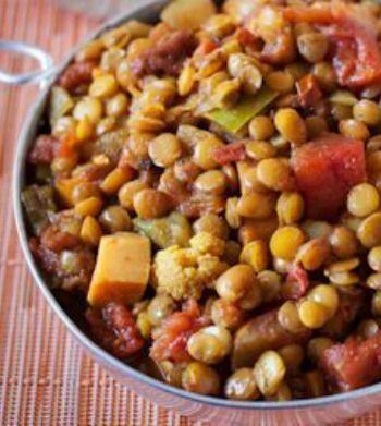 Vegetarian vindaloo recipe vindaloo common spices and lentils forumfinder Images