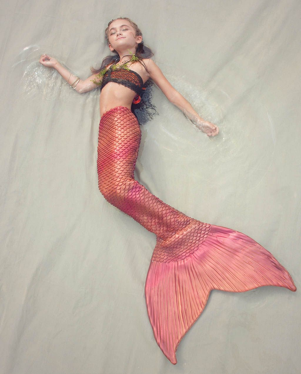 Silicone mermaid tail ❤️                                                                                                                                                                                 More
