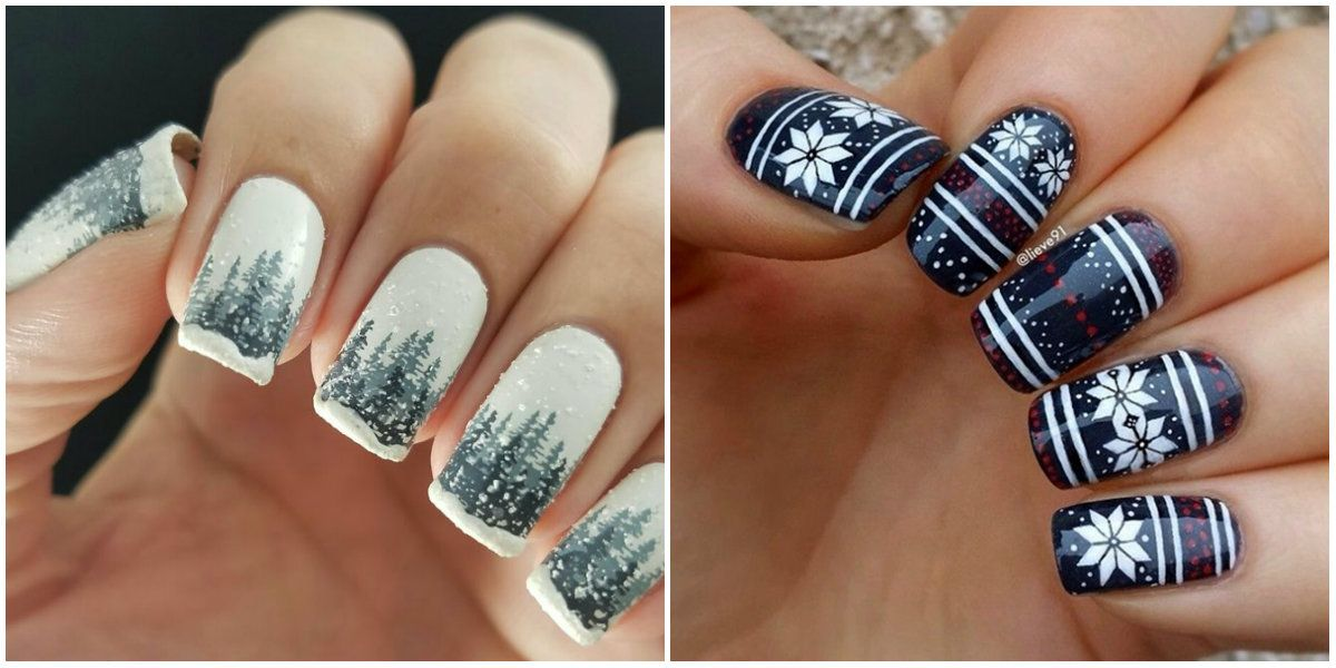 Winter Nail Colors 2019 Trendy And Chic Nail Polish Colors For