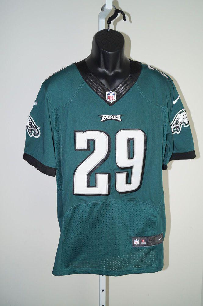 6a73c924 Demarco Murray #29 Philadelphia Eagles Nike Sewn On Field Jersey ...