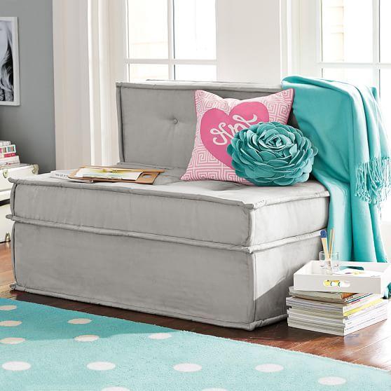 Cushy Sleeper Sofa Pb I M Getting This For My Room