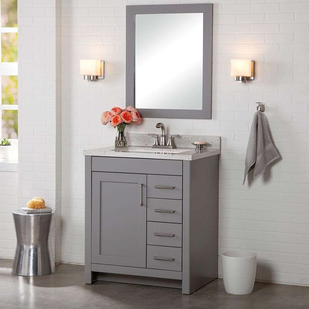 Awesome Home Depot Salle De Bain Vanite 2 Pictures - House ...