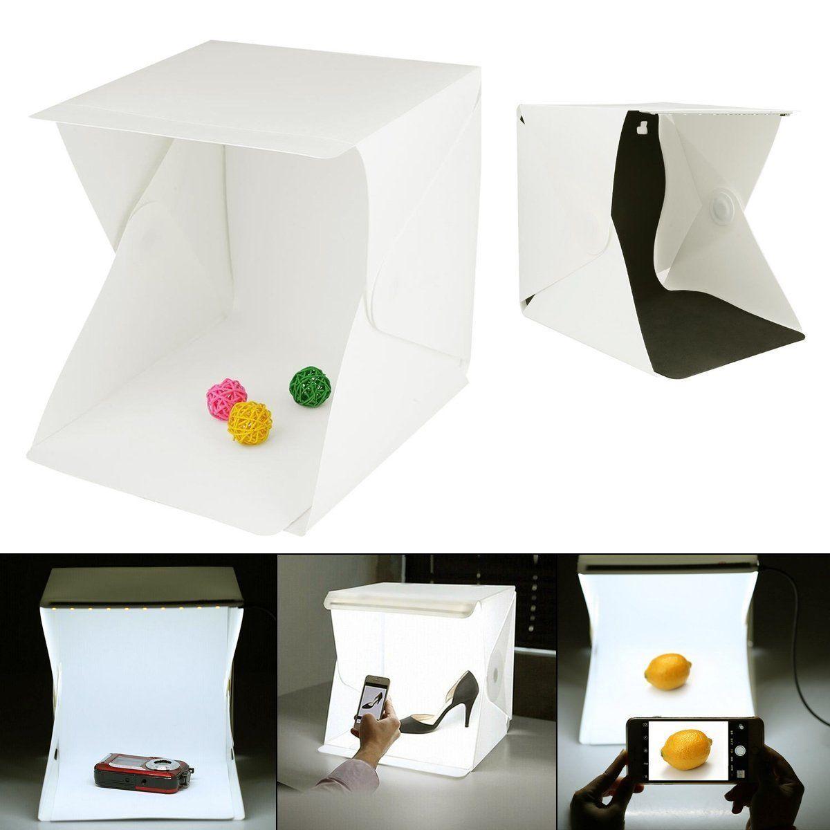 682 Mini Light Room Photo Studio 9 Photography Lighting Tent