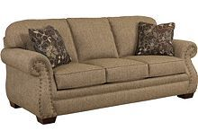 Eldon Sofa from the Eldon collection by Broyhill Furniture