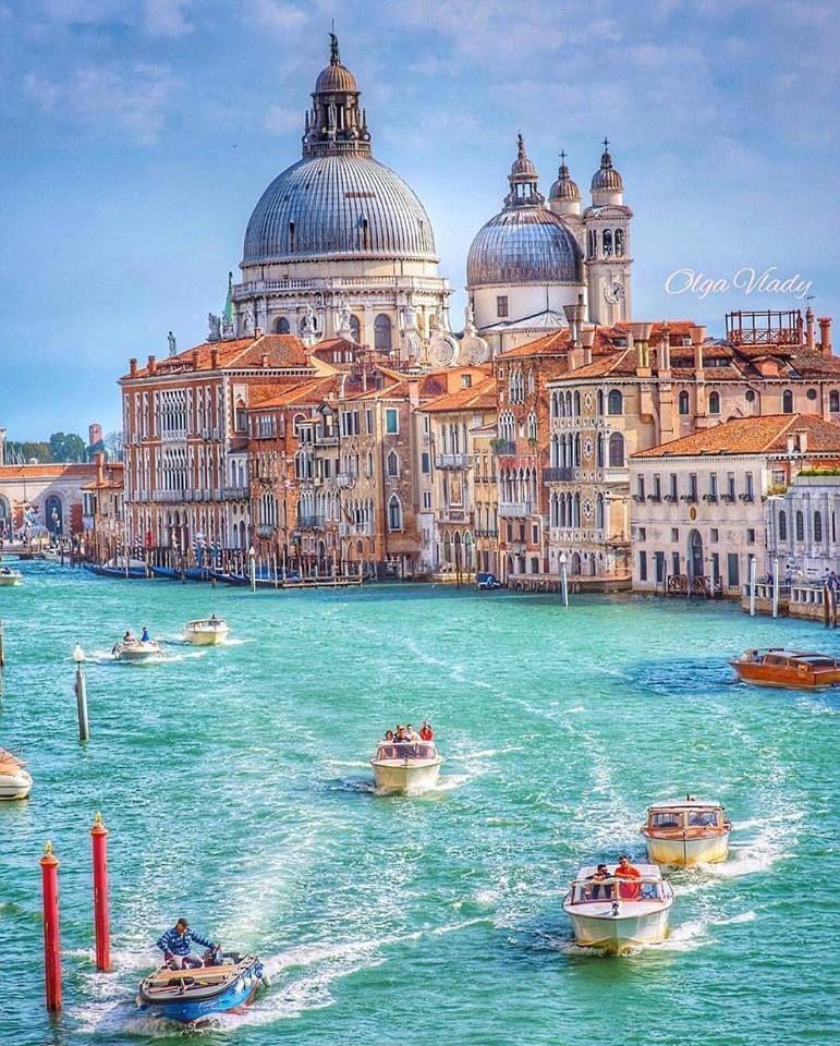 Veneza Lindas Paisagens Lugares Maravilhosos Lugares Incriveis