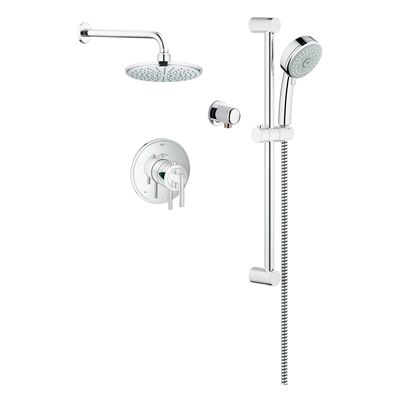 Grohe 117161 Timeless THM Dual Function Shower Kit | *Plumbing ...
