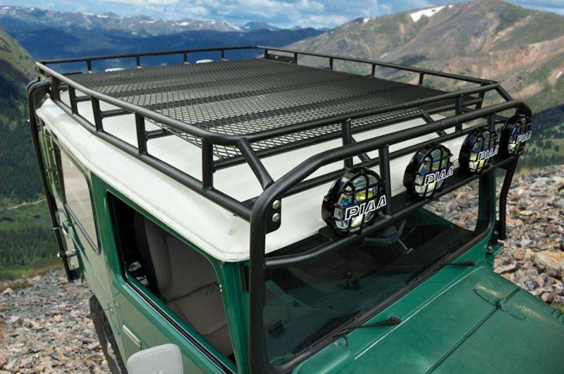 gobi toyota fj40 ranger roof rack