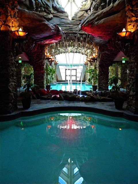 Spa Pools At The Grove Park Inn This Place Has The Best