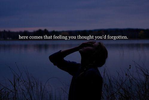that feeling again..