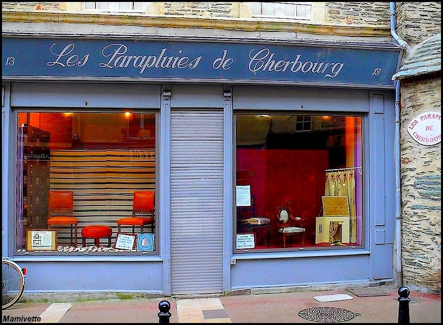 la boutique les parapluies de cherbourg movies i like en 2018 pinterest cherbourg. Black Bedroom Furniture Sets. Home Design Ideas