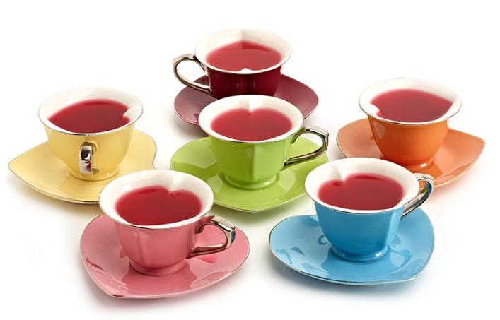 Flash Post Overflowing With Love Tea blends, Tea cups, Tea