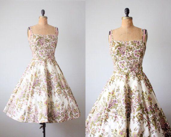 Spring Party Dress - Ocodea.com