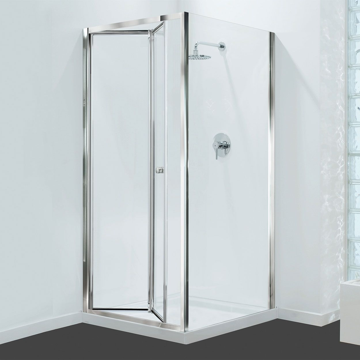 Infold Shower Door 1200 Httpsourceabl Pinterest Shower