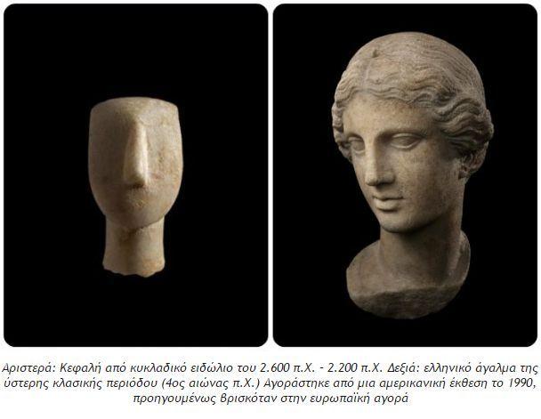 ΑΠΟ ΤΗΝ ΜΙΑ ΘΕΛΟΥΝ ΝΑ ΜΑΣ ΕΞΑΦΑΝΙΣΟΥΝ ΚΑΙ ΑΠΟ THN ΑΛΛΗ ΞΕΠΟΥΛΙΟΥΝΤΑΙ Σπάνιες ελληνικές αρχαιότητες | The Secret Real Truth | Bloglovin'