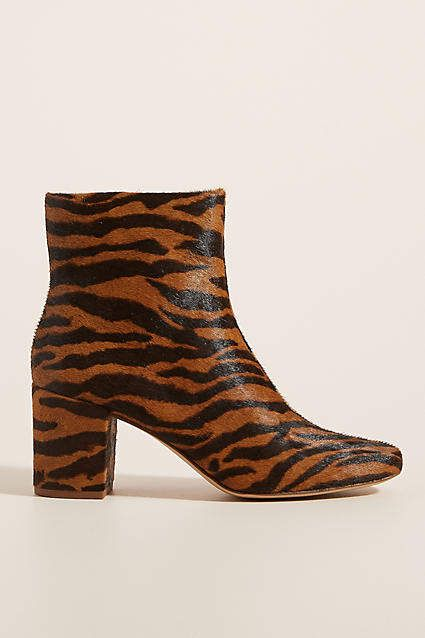 Splendid Animal Print Ankle Boots #ad #AnthroFave # ...
