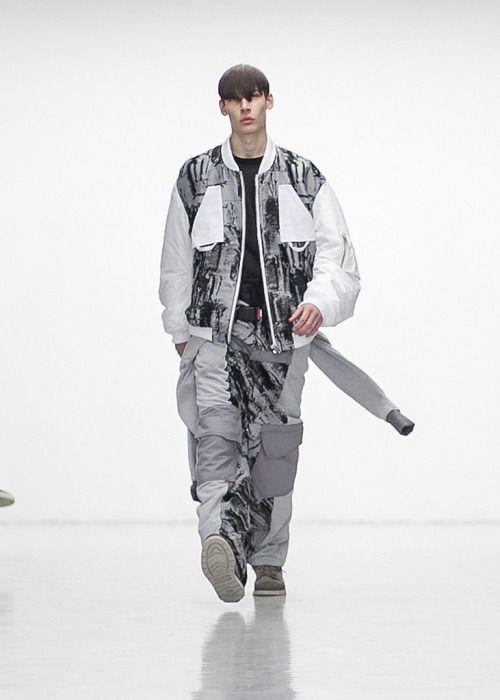 Liam Hodges FW16.  menswear mnswr mens style mens fashion fashion style runway liamhodges