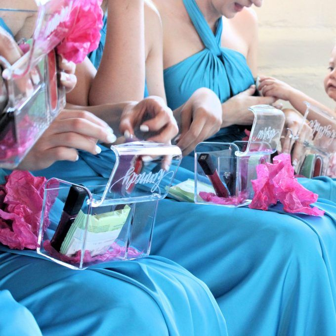 When Should You Give Bridesmaids Their Gifts Wedding Party Gifts