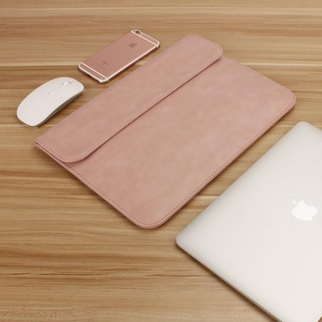BESTCHOI Laptop Sleeve Bag for Macbook Pro Air 11 13 15 Case Women Men  Waterproof Laptop Case Cover 12 13 13.3 14.1 15.4 inch 9373e43f99