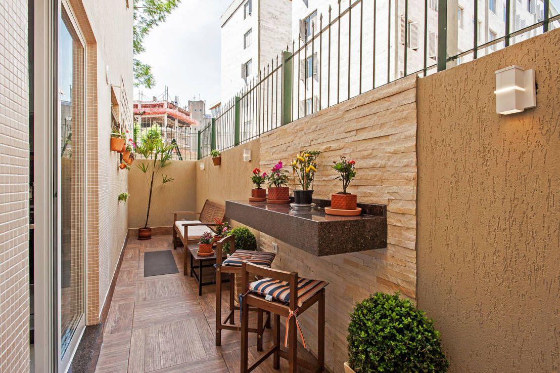 Da laje ao quintal 6 ideias para criar um jardim em for Pisos para patios interiores