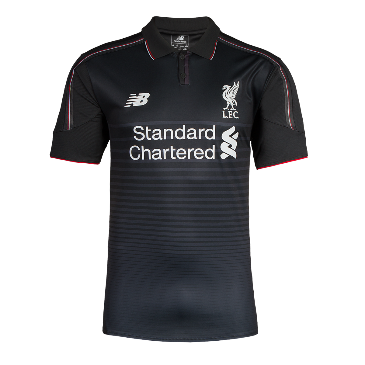 LFC Mens Short Sleeve Third Shirt 15 16  12060624d