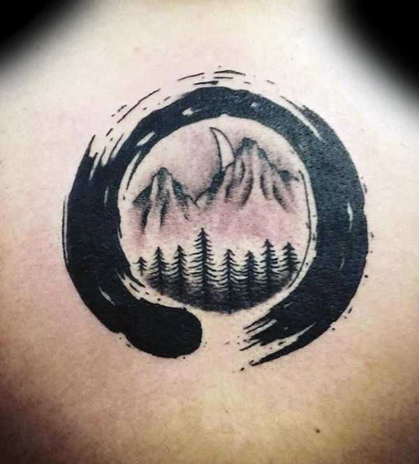 Top 61 Mind Blowing Enso Tattoos 2021 Inspiration Guide Tattoo Designs Men Zen Tattoo Tattoos For Guys