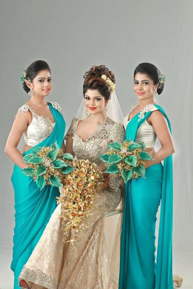 Pin by vinil chokomilk on sri lankan weddings pinterest for Wedding party dresses in sri lanka