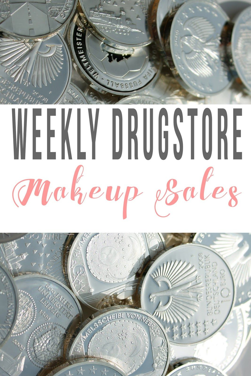 DEALS ALERT: Weekly Drugstore Makeup Deals | #BeautyDeals