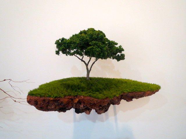 Esta série de mini ilhas Imaginária, do cubano Jorge Mayrt, é um convite ao sonho!